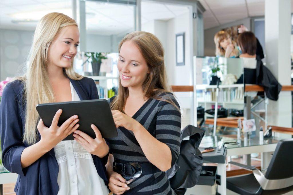Successful Salon Management